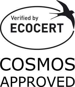 Logo Ecocert Cosmos Approved